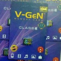 memory V-Gen 8Gb Class 6/memory hp VGen/memori V-Gen