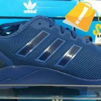 ADIDAS ZX FLUX ADV S79012 BLUE RUNNING SHOES ONESTOPSHOPZ