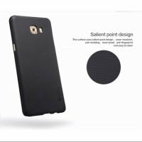 Hard Case Nillkin Original Samsung C9 Pro Gratis Anti Gores