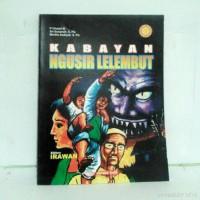 Buku Cerita Legenda Versi Bahasa Jawa KABAYAN NGUSIR LELEMBUT