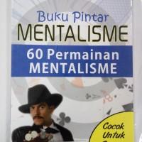 BUKU PINTAR MENTALISME 60 PERMAINAN-RAFA ALEXANDER ATS an