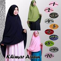 Jilbab Syari / Jilbab Rabbani Khimar Ainun