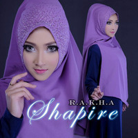Jual Jilbab Instan/Simple Khimar Shapire Murah