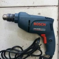 Mesin Bor Besi/Kayu Merk Bosch GBM350RE 10mm