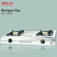 Harga Kompor Gas Airlux 2 Tungku Travelbon.com