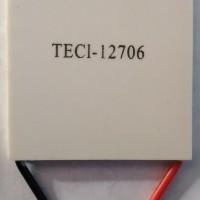 Peltier Elemen Keramik Panas Dingin TEC1 12706 12v 12 v volt 6A 6 A
