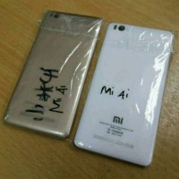 Tutup Belakang HP Xiaomi Mi4i Backdoor Back Door Xiomi Siomi Mi 4i