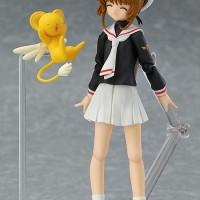Action figure figma Sakura Kinomoto: School Uniform ver.