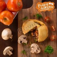 Jual Pizza Goreng Mushroom ( Jamur ) Murah