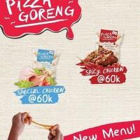 Jual Pizza Goreng - Spicy Chicken Murah