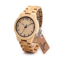 Wooden Watch/ Jam Tangan Kayu BOBO BIRD D27 Luminous Needle Wrist