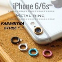 Jual Pelindung Kamera / Lens Protector / Ring Camera For iPhone Murah
