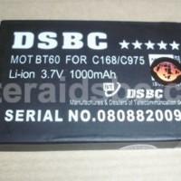 Baterai dsbc Motorola C290 Q9c Q9e Q9h Q9m V195 V197 V365 c168i