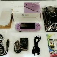 warna ungu(BARU) Psp slim 3006 + garansi sparepart 1 tahun