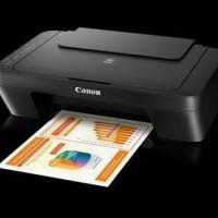 Printer Canon Inkjet MG 2570s