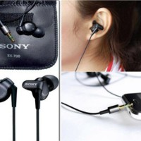 Headset Sony MDR-EX700 Super Bass