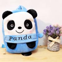 Promo Tas Ransel Boneka panda cici yoyo disney animal anak kecil paud