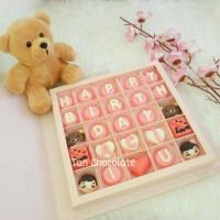 coklat/kado untuk pacar/kado unik/kado cewek/hadiah ulang tahun