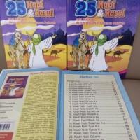 Buku Cerita Dongeng Kisah Teladan 25 Nabi & Rasul