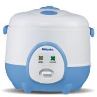 MIYAKO MAGIC COM MCM606A RICE COOKER MINI 0.6 LITER GARANSI PROMO