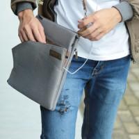 Jual Tas Selempang Pria Smartphone Tablet Gadget Organizer Brillante EDS Murah