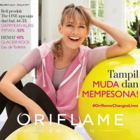harga Katalog Oriflame Terbaru Tokopedia.com