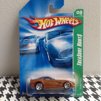 Hot Wheels Dodge Viper Super Treasure Hunt $ TH Thunt T-Hunt