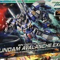 HG 1/144 Gundam 00 GN001/HS A010 Gundam Avalanche Exia Das