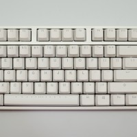 Jual Ducky One TKL Mechanical Keyboard (Red Cherry MX) Non-Backlight