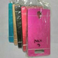 Hardcase Motomo Oppo R831 Neo3 Casing Neo 3 Case Belakang HP