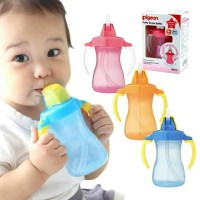 Pigeon Petite Straw Bottle Training Cup