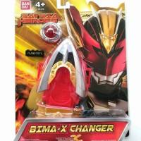 Bima Changer - Satria Garuda Bima X