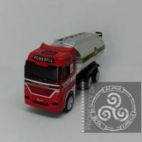 Diecast Mobil Truck Tangki Truck Fire Engine