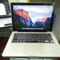MacBook Pro13inch,Core 2 Duo,Nvidia GeForce 9400M El Capitan,Mantap