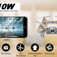 Cheerson CX-10W Mini Drone Kamera CX 10W Camera Ori FPV bukan E55 H37