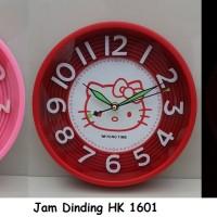 harga Jam Dinding Hello Kitty (1601) Tokopedia.com
