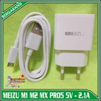 harga Charger Meizu M1 M2 Mx Pro 5 Original 100% 5v - 2.1a (s11c20) Tokopedia.com