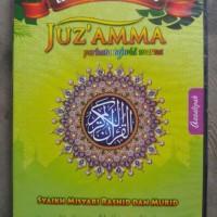 VCD Learn Quran For Kids Juz Amma Misyari Rasyid & Murid