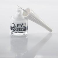 Jual COPIC Opaque White with Brush 10ml Diskon Murah
