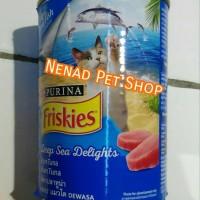 Makanan Kucing Kaleng Friskies/Cat Food Friskies 400 Gram