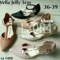 Jual Vella Jelly Shoes Murah