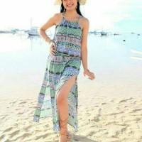 simple slit dress