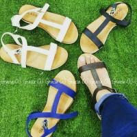 harga Jelly Shoes Premium Simple Gladiator - Flatshoes - Sepatu Karet Import Tokopedia.com