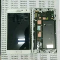 LCD TOUCHSCREEN + FRAME SAMSUNG GALAXY NOTE 4 EDGE N915 ORIGINAL