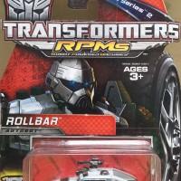 Transformers RPMs RollBar