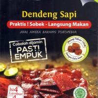 Jual Dendeng Sapi siap makan merk Kapulaga Murah