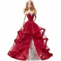 Baju Barbie Gaun Collector Original Mattel