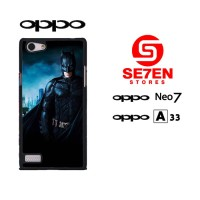 Casing HP Terlaris Oppo Neo 7 (A33) Batman The Dark Knight Rises Custo