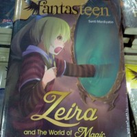 zeira and the world of magic