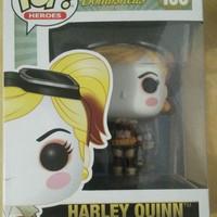 Funko POP! Heroes - Harley Quinn (DC Bombshells)